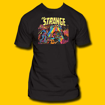 Dr. Strange Soft Fitted T-Shirt