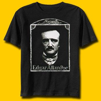 aefc0a1fb Edgar Allan Poe T-Shirt