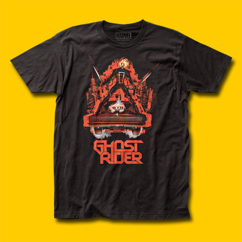 Ghost Rider Ride T-Shirt
