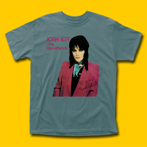 Joan Jett I Love Rock-N-Roll T-Shirt