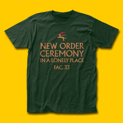 New Order Ceremony T-Shirt