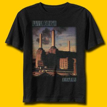 64fc371b9dc665 Pink Floyd Classic Rock T-Shirts - Animals T-Shirt