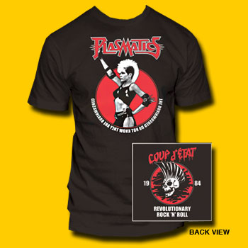 Plasmatics Brainwashed T-Shirt