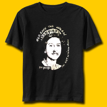 Sex Pistols God Save The Queen T-Shirt