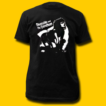 Siouxsie and the Banshees Hands & Knees T-Shirt
