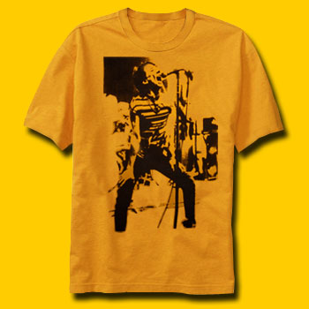 Stiv Bators The Dead Boys Punk Rock T-Shirt