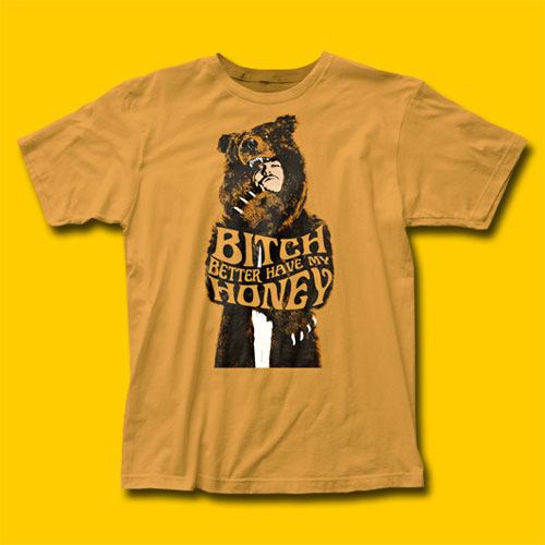 Workaholics Honey T-Shirt