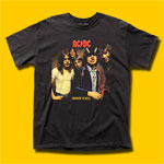AC/DC Highway to Hell Cover T-Shirt