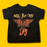 Aerosmith Toddler Rock T-Shirt