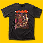 Aerosmith Toys in the Attic T-Shirt