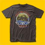 Aerosmith Train Kept a Rollin' Rock T-Shirt