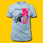 Against Me! Shape Shift With Me Punk Rock T-Shirt
