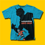 Astonishing Ant-Man Michael Cho T-Shirt