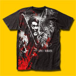 Army of Darkness Blood & Smoke T-Shirt