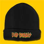Bad Brains Logo Knit Hat