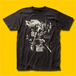 The Band & Bob Dylan Rock T-Shirt