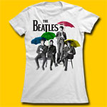 Beatles Helter Skelter Girls Jersey Tee