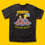 Beavis & Butt-Head Nachos Rule T-Shirt