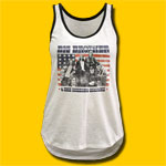 Big Brother and the Holding Company USA Girls Sporty Tank