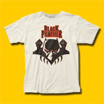 Black Panther Logo T-Shirt