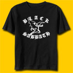 Black Sabbath Flying Demon Classic Rock T-Shirt