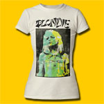 Blondie Bonzai Girls Punk Rock T-Shirt