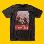 The Brain That Wouldn't Die Movie T-Shirt