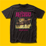 Buzzcocks Singles Going Steady Punk Rock T-Shirt