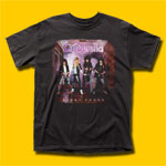 Cinderella Night Songs Rock T-Shirt