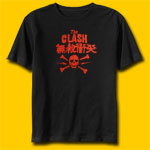 The Clash Black T-Shirt