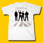 Coldplay Daylight Rock T-Shirt