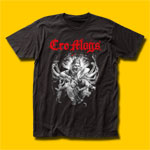 Cro-Mags Best Wishes Punk Rock T-Shirt