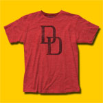 Daredevil Distressed Logo T-Shirt
