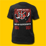 Dead Kennedys California Über Alles T-Shirt