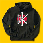 Dead Kennedys Logo Hooded Sweatshirt