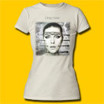 Debbie Harry KooKoo Girls Vintage White T-Shirt
