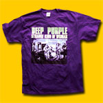 Deep Purple Strange Kind Of WomanT-Shirt