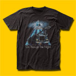 Def Leppard On Through the Night Rock T-Shirt