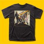 The Dickies The Incredible Shrinking Dickies Punk Rock T-Shirt