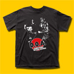 D.O.A. Something Better Change Punk Rock T-Shirt