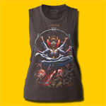 Dr. Strange Levitation Girls Muscle Tank