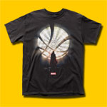 Dr. Strange Window T-Shirt
