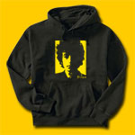 Bob Dylan Rock Hooded Sweatshirt