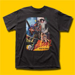 Evil Dead 2 Thai Poster Movie T-Shirt