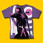 Hawkeye Michael Cho Design T-Shirt