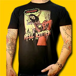 Hell Kitten Movie T-Shirt