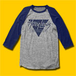Huey Lewis and the News Sports Tour Baseball Jersey