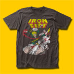 Iron Fist Marvel Comics T-Shirt
