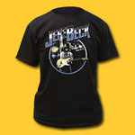 Jeff Beck Black T-Shirt