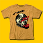 Jethro Tull Too Young to Die Rock T-Shirt